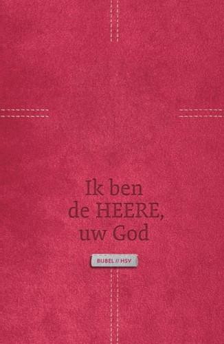 Limited edition Bijbel (HSV) met Psalmen en formulieren - rood (Boek)