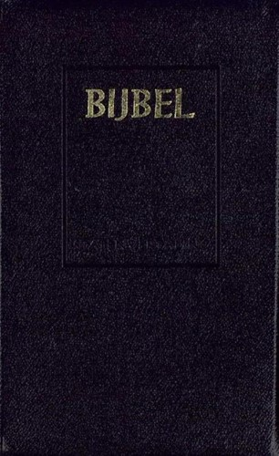 Stevig kunstleer zwart (Hardcover)