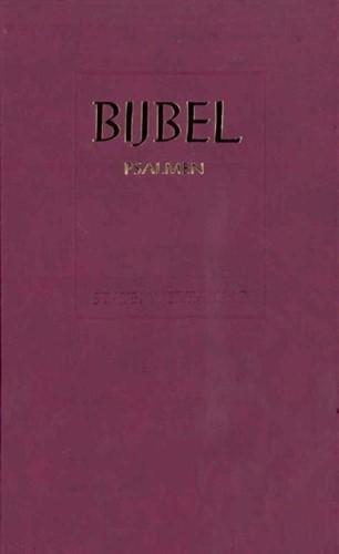 Ritmisch. Statenvertaling stevig kunstleer rood/blauw (Hardcover)
