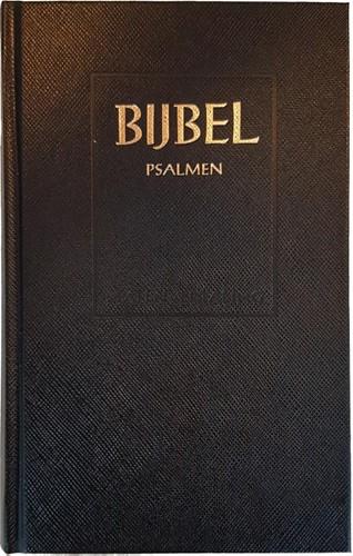 Psalmen 12 gezangen zwart leer goudsnee rits index ritmisch (Hardcover)