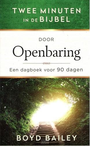 Twee minuten in de Bijbel door Openbaring (Boek)
