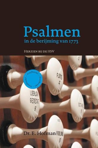 Psalmen in de berijming van 1773 (Paperback)