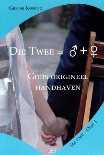 Die Twee = ♂ + ♀ (Boek)