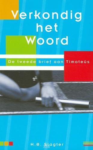 Verkondig het Woord (Boek)