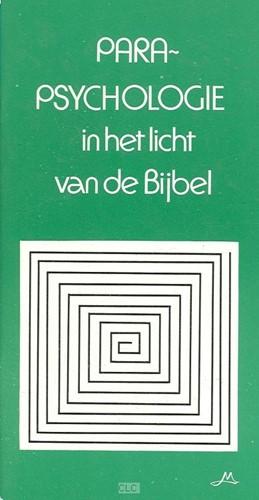 Parapsychologie in het licht v.d. bybel (Boek)