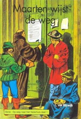 Maarten wijst de weg (Hardcover)