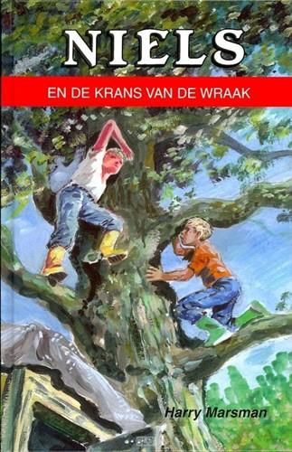 Niels en de krans van de wraak (Boek)