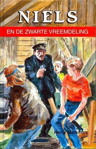 Niels en de zwarte vreemdeling (Boek)