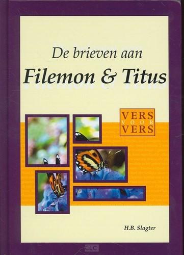 De brieven aan Filemon & Titus (Hardcover)