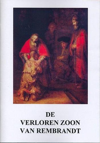De verloren zoon van Rembrandt (Boek)