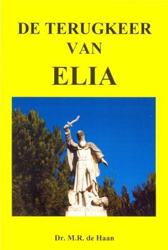 Terugkeer van elia (Boek)