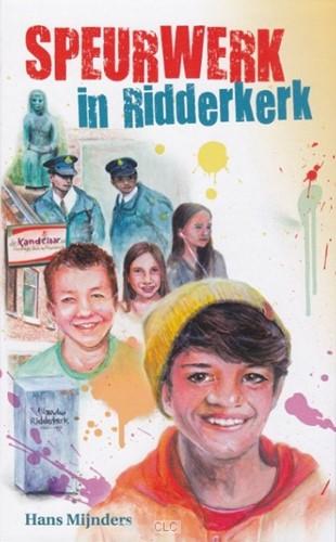 Speurwerk in Ridderkerk (Boek)