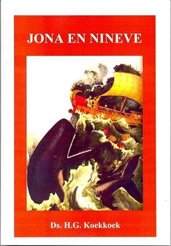Jona en Nineve (Boek)