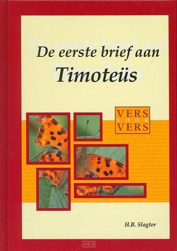 De eerste brief aan Timoteüs (Hardcover)