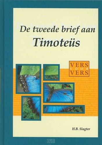 De tweede brief aan Timoteus (Hardcover)