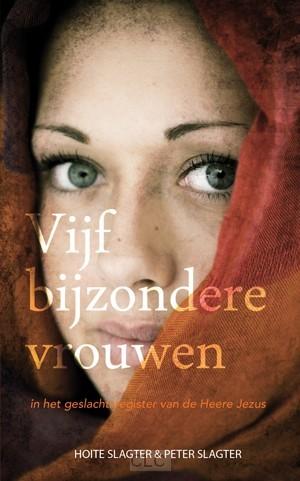 Vijf bijzondere vrouwen (Boek)