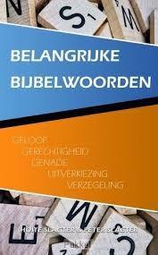 Belangrijke Bijbelwoorden (Hardcover)