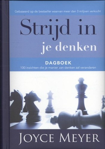 Strijd in je denken - Dagboek (Hardcover)
