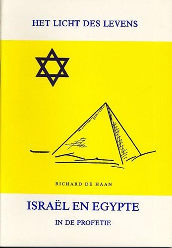 Israel en egypte in de profetie (Boek)