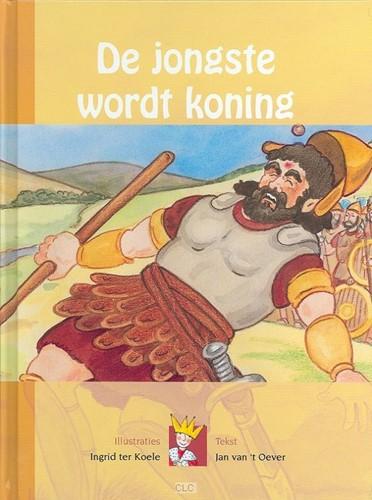 De jongste wordt koning (Hardcover)