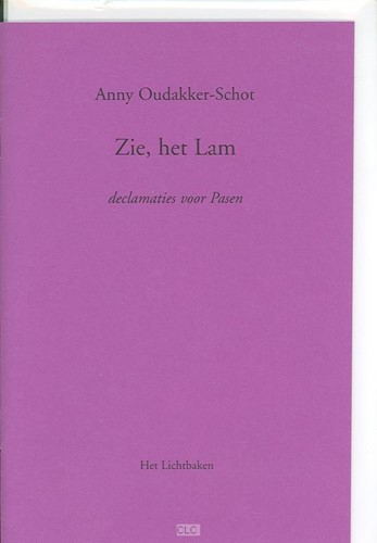 Zie het Lam (Boek)