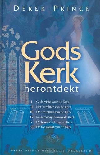 Gods Kerk herontdekt (Hardcover)