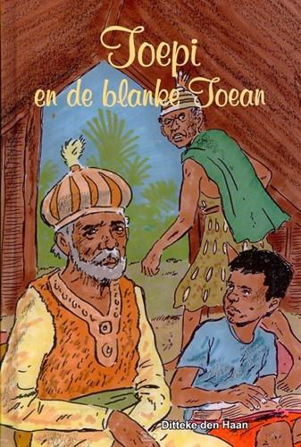 Toepi en de blanke Toean (Boek)