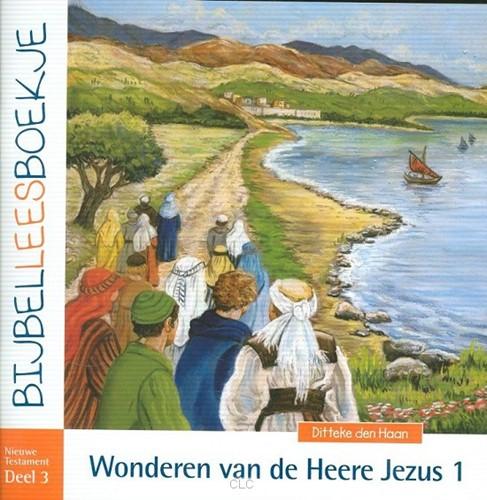 Wonderen van de Heere Jezus 1 (Boek)