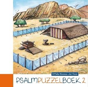 Psalmpuzzelboek (Deel 2) (Paperback)