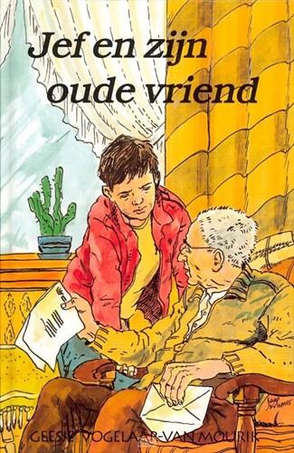 Jef en zijn oude vriend (Hardcover)
