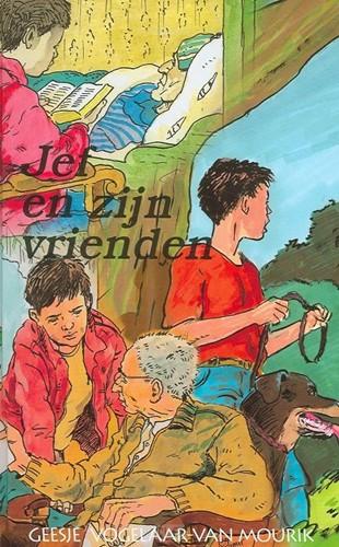 Jef en zijn vrienden (Hardcover)