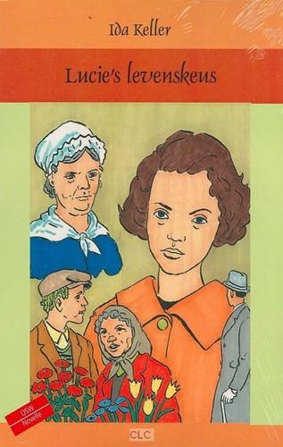 Lucie's Levenskeus (Hardcover)