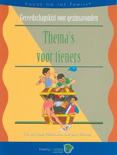Thema's voor tieners (Boek)