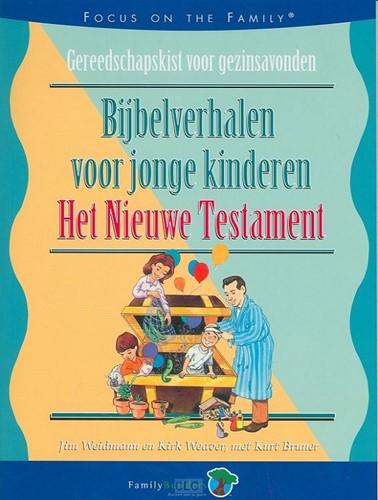 Bijbelverhalen voor jonge kinderen - nieuwe testament (Boek)