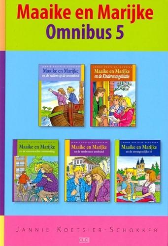 Maaike en Marijke Omnibus 5 (Hardcover)