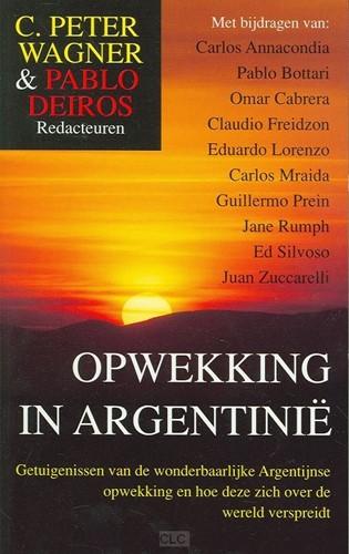 Opwekking in Argentinie (Boek)