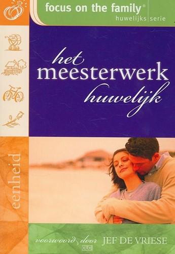 Meesterwerk huwelijk (Boek)