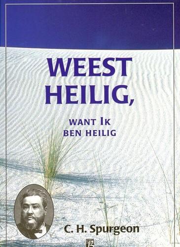 Weest Heilig (Hardcover)