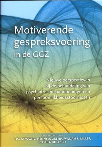 Motiverende gespreksvoering in de GGZ (Hardcover)