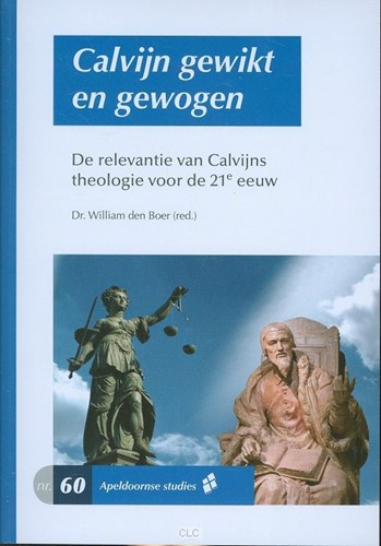 Calvijn gewikt en gewogen (Boek)