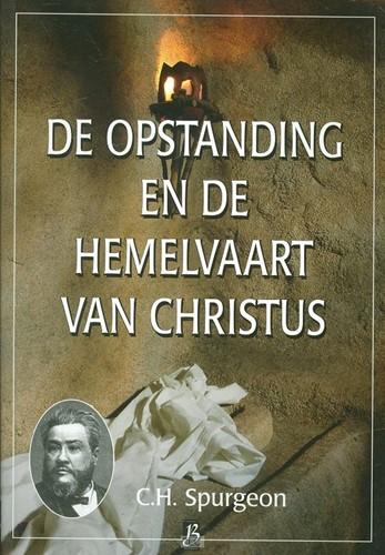 De opstanding en de hemelvaart van Christus (Boek)