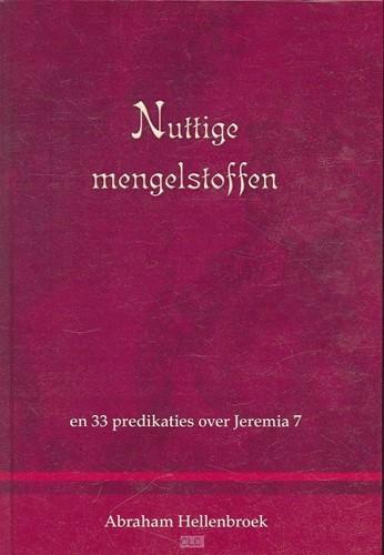 Nuttige Mengelstoffen (Boek)
