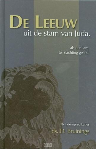 De leeuw uit de stam van Juda (Boek)