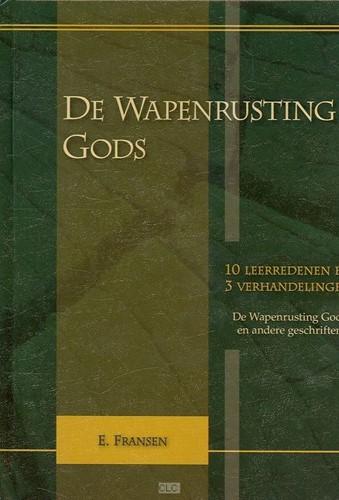 De wapenrusting Gods (Boek)