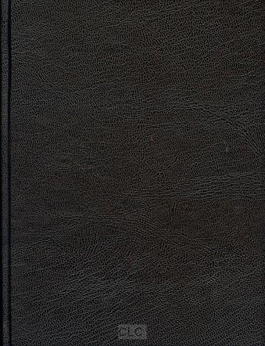 Synopsis van het Boek der Psalmen (Hardcover)