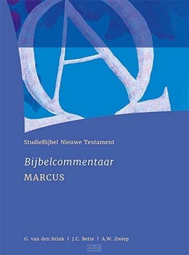 Bijbelcommentaar Marcus (Hardcover)