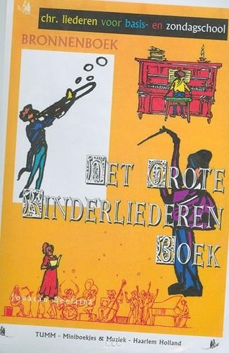 Het grote kinderliederen boek (Losse bladen/Geniet)