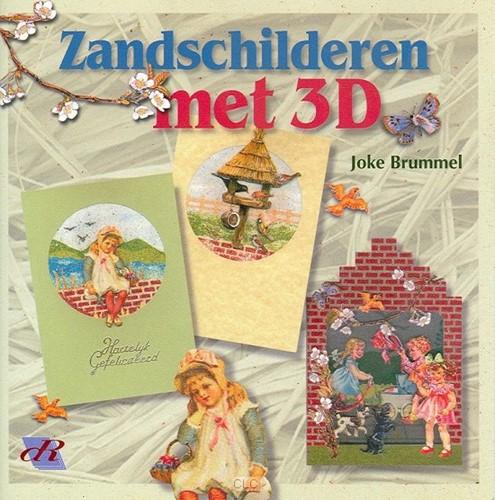 Zandschilderen met 3D (Boek)