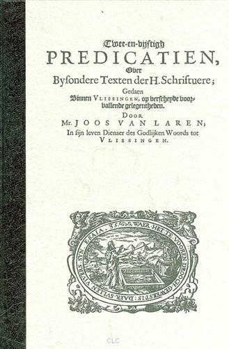 Twee en vijftigh predikatien (Boek)