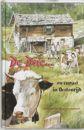 De Drie en onrust in Oostenrijk (Hardcover)